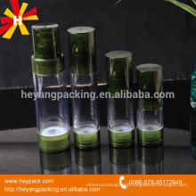 15ml 30ml 50ml 80ml airless acrylic lotion bottle